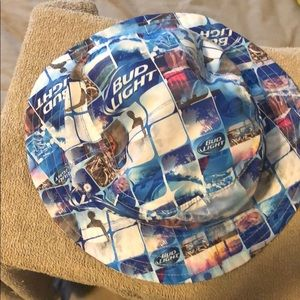 BudLight Bucket Hat